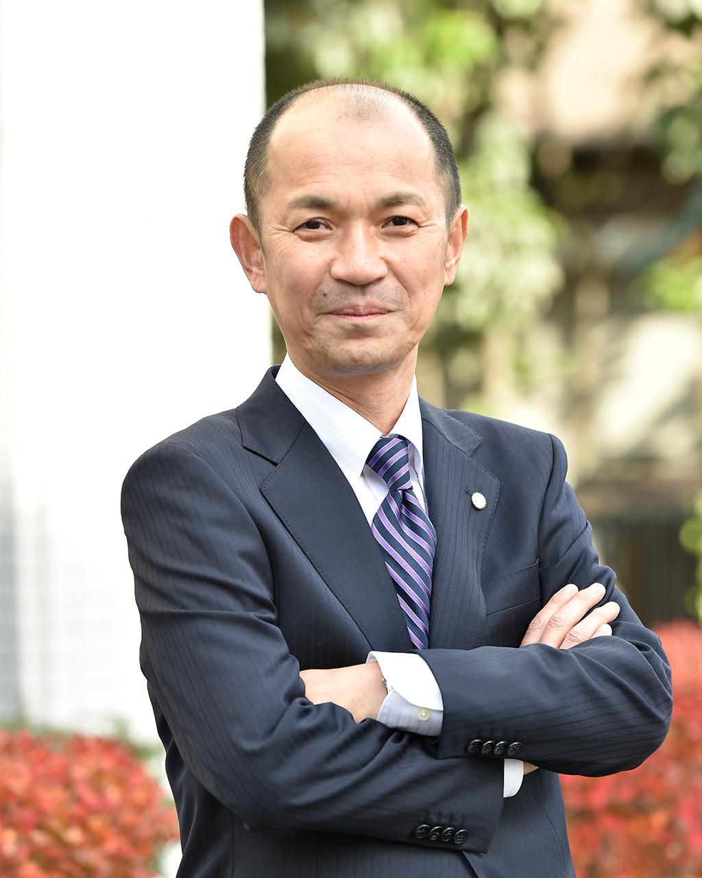 President Koji Okura