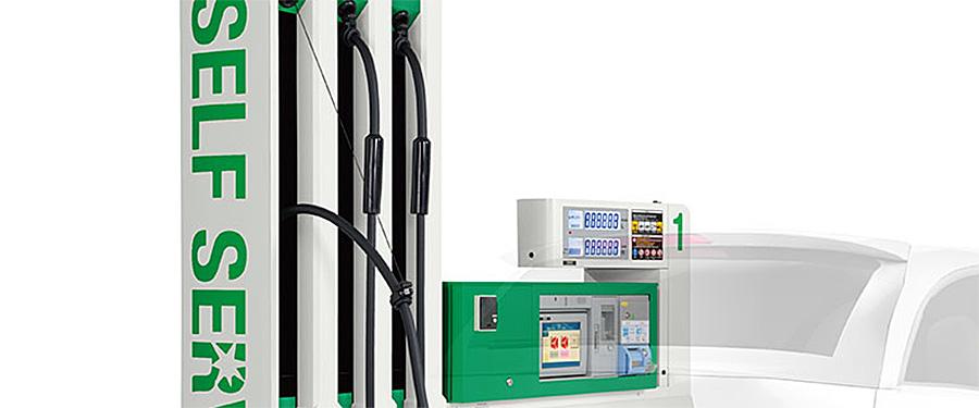 セルフ給油時の注意事項